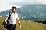 Location photo shoot for Castore sports wear shot in Palma, Spain.