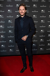 Daniel Bruhl attends the Jaeger Le-Coultre Gala night held at Arsenale Docks during the 75th Venice Film Festival at Sala Grande on September 4, 2018 in Venice, Italy. Photo by Marco Piovanotto/ABACAPRESS.COM