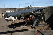 Big Gun at Fort Stevens