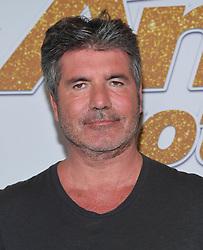 August 15, 2018 - Los Angeles, California, USA - 8/14/18.Simon Cowell at ''America''s Got Talent'' Red Carpet event in Los Angeles, CA. (Credit Image: © Starmax/Newscom via ZUMA Press)