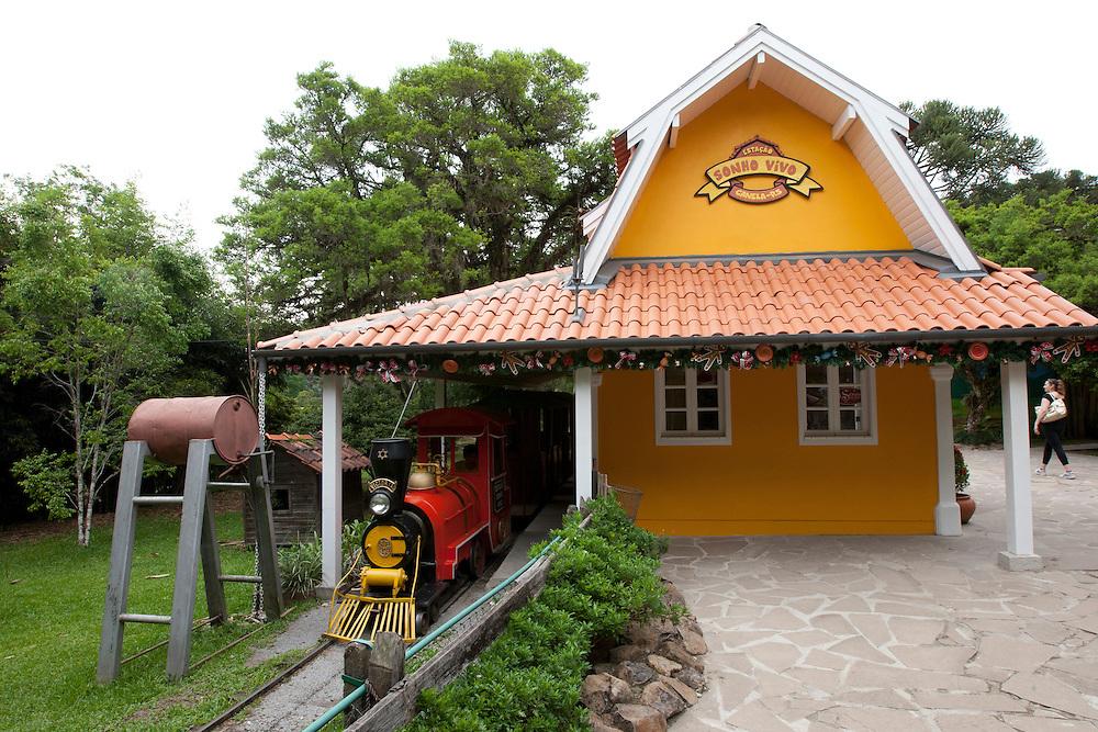 Canela_RS, Brasil...Parque do caracol em Canela, Rio Grande do Sul...The Caracol Park in Canela, Rio Grande do Sul...Foto: MARCUS DESIMONI / NITRO