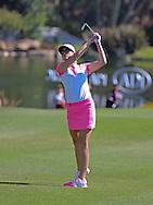 29 MAR15 Paula Creamer during Sunday's Final Round of The KIA Classic at Aviara Golf Club in LaCosta, California. (photo credit : kenneth e. dennis/kendennisphoto.com)