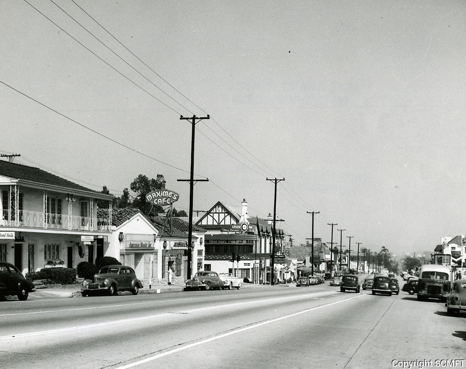 1948 Sunset Blvd. near Doheny Rd.