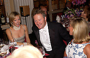 Rory Bremner, Ball at Blenheim Palace in aid of the Red Cross, Woodstock, 26 June 2004. SUPPLIED FOR ONE-TIME USE ONLY-DO NOT ARCHIVE. © Copyright Photograph by Dafydd Jones 66 Stockwell Park Rd. London SW9 0DA Tel 020 7733 0108 www.dafjones.com