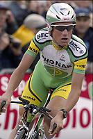 Sykkel<br /> Tour de France 2004<br /> Prolog 03.07.2004<br /> Foto: Photo News/Digitalsport<br /> NORWAY ONLY<br /> <br /> TYLER HAMILTON