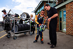 Nicolas Hamilton, cerebral palsy sufferer and brother of two time Formula 1 World Champion Lewis, becomes the first disabled driver to take part in the British Touring Car Championship | Free Practice - Mandatory byline: Rogan Thomson/JMP - 07966 386802 - 27/06/2015 - SPORT - MOTORSPORT - North Yorkshire, England - Croft Circuit - BTCC Meeting Day 1.