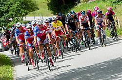 PER David (Slovenia) of Adria Mobil, STIMULAK Klemen (Slovenia) of Adria Mobil, FAJT Kristjan (Slovenia) of Adria Mobil, NOVAK Domen (Slovenia) of Adria Mobil, ROGLIC Primoz (Slovenia) of Adria Mobil during Stage 4 of 22nd Tour of Slovenia 2015 from Rogaska Slatina to Novo mesto (165,5 km) cycling race  on June 21, 2015 in Slovenia. Photo by Vid Ponikvar / Sportida