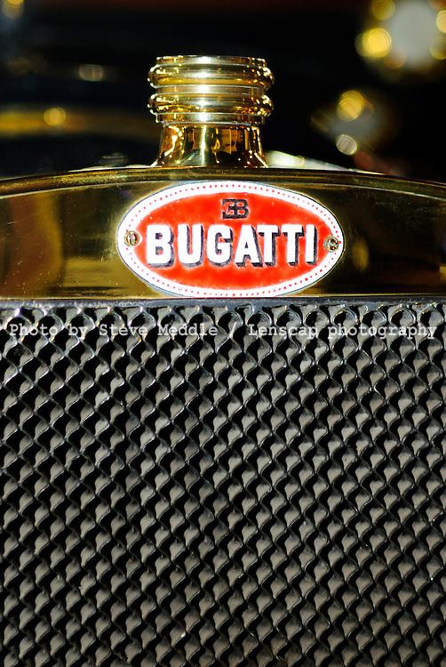 1910 Bugatti Type 15, Badge Detail - 2010