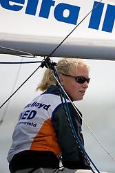 08_002737 © Sander van der Borch. Medemblik - The Netherlands,  May 24th 2008 . Day 4 of the Delta Lloyd Regatta 2008.