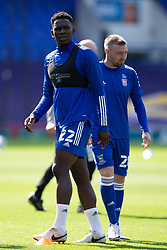 Aristote Nsiala of Ipswich Town - Mandatory by-line: Phil Chaplin/JMP - 13/09/2020 - FOOTBALL - Portman Road - Ipswich, England - Ipswich Town v Wigan Athletic - Sky Bet League One