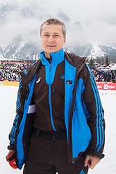 Miran Tepes, Assistant Director of Competition during the Ski Flying Individual Competition at Day 4 of FIS World Cup Ski Jumping Final, on March 22, 2015 in Planica, Slovenia. Photo by Ziga Zupan / Sportida