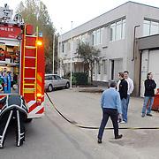 NLD/Huizen/20061107 - Binnenbrand Kabelweg 1 Huizen