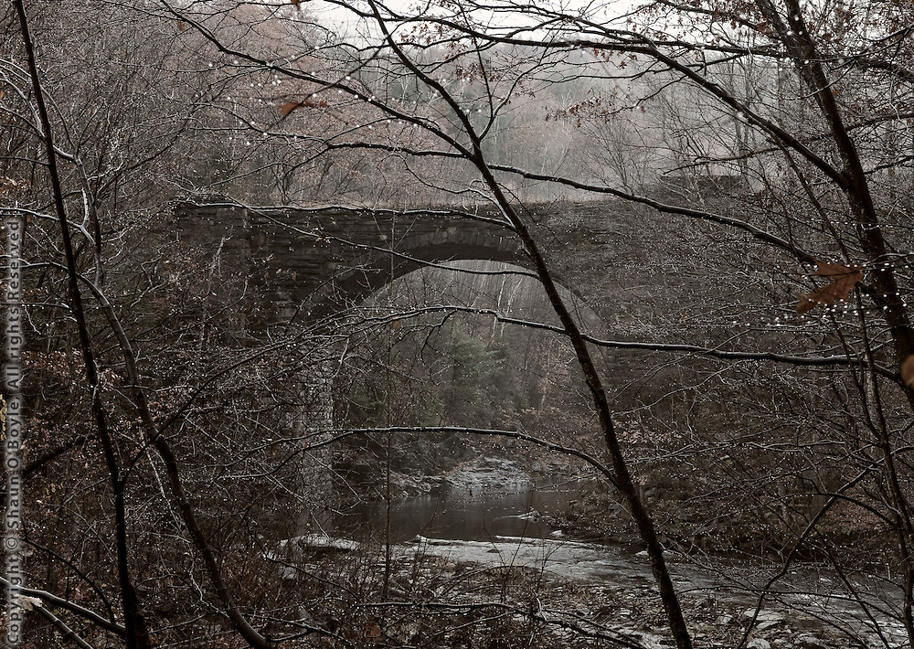 Keystone Arch Bridge, Chester, MA