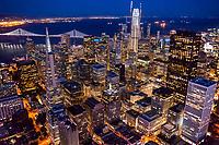 San Francisco Metropolis @ Twilight