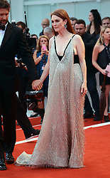 September 2, 2017 - Venice, Italy - Julianne Moore walks the red carpet ahead of the 'Suburbicon' screening during the 74th Venice Film Festival  in Venice, Italy, on September 2, 2017. (Credit Image: © Matteo Chinellato/NurPhoto via ZUMA Press)