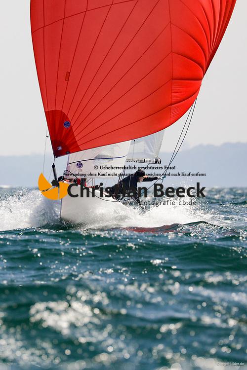 , Travemünder Woche 19. - 28.07.2019, J70 - GER 805 - Xenophon - Markus REGER - Chiemsee-Yacht-Club e. V