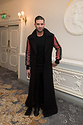 OMAR SHARIF JNR. The Academy Museum of Motion Pictures hosts a lunch and press briefing about the Museum's<br /> 2019 opening in Los Angeles. The Dorchester<br /> Park Lane,  London. 10 December 2018