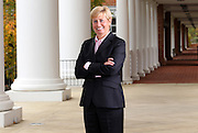 Nov. 04, 2010. LeAnn Buntrock is the Executive Director of The Darden/Curry Partnership for Leaders in Education located at the University of Virginia in Charlottesville, Va. (Credit Image: © Andrew Shurtleff
