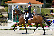Georgia Davis - Richmans Manta<br /> FEI European Dressage Championships for Young Riders and Juniors 2013<br /> © DigiShots