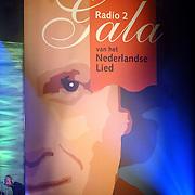 NLD/Utrecht/20060319 - Gala van het Nederlandse lied 2006, poster met portret van Marco Borsato