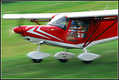 Esibizione aerea ICP Aircraft