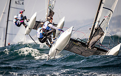 Enoshima ,Round one of the 2020 World Cup Series. © Jesus Renedo / Sailing Energy / World Sailing<br /> 29 August, 2019.