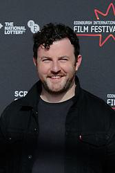Edinburgh International Film Festival 2019<br /> <br /> Master of Love (World Premiere)<br /> <br /> Pictured: Ciaran Dowd<br /> <br /> Alex Todd   Edinburgh Elite media