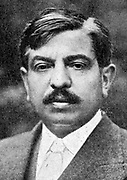 Pierre Laval (1883-1945) French politician, Prime Minister 1931-1932, 1935-1936, 1940, 1942-1944. As head of Vichy regime signed orders for deportation of Jews to Nazi death camps. After Liberation executed for high treason.