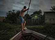 Brésil, Amazonas, Parintins.