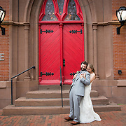 Liz and Dave Got Married!
