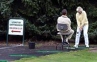 Arnhem - Rosendaelsche Golfclub. Golfles
