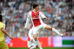 25-04-2010 VOETBAL: AJAX - FEYENOORD: AMSTERDAM<br /> De eerste wedstrijd in de bekerfinale is gewonnen door Ajax met 2-0 / Marko Pantelic<br /> ©2009-WWW.FOTOHOOGENDOORN.NL
