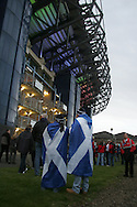 IRB Rugby World cup 2007  Scotland v Romania<br /> picture by Andrew Orchard