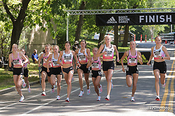 adidas BOOST Boston Games<br /> Road Mile and 600