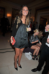 VICTORIA VON WESTENHOLZ at a party hosted by Mulberry during London fashion Week 2009 at Claridge's Hotel, Brook Street, London on 20th September 2009.