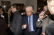 Lord Stephens of Ludgate, Olga Polizzi and Rocco Forte host a party to celebrate the re-opening of Brown's Hotel  after a  £19 million renovation. Albermarle St. London. 12 December 2005. ONE TIME USE ONLY - DO NOT ARCHIVE  © Copyright Photograph by Dafydd Jones 66 Stockwell Park Rd. London SW9 0DA Tel 020 7733 0108 www.dafjones.com