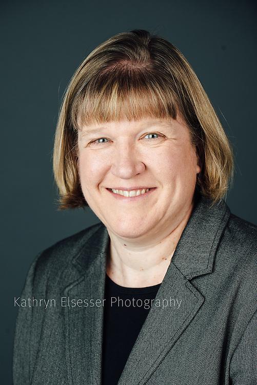 Linda Hanson's Studio Business Portrait