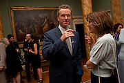 EDWARD ST. AUBYN, David Campbell and Knopf host the 20th Anniversary of the revival of Everyman's Library. Spencer House. St. James's Place. London. 7 July 2011. <br /> <br />  , -DO NOT ARCHIVE-© Copyright Photograph by Dafydd Jones. 248 Clapham Rd. London SW9 0PZ. Tel 0207 820 0771. www.dafjones.com.