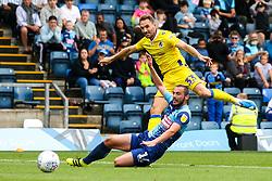 Alex Rodman of Bristol Rovers shoots at goal - Mandatory by-line: Robbie Stephenson/JMP - 18/08/2018 - FOOTBALL - Adam's Park - High Wycombe, England - Wycombe Wanderers v Bristol Rovers - Sky Bet League One