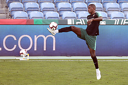 September 6, 2018 - Na - Loulé, 05/09/2018 - National Team AA: Preparation for the League of Nations: Adaptive training for the preparation match with Croatia at the Estádio Algarve. William Carvalho; (Credit Image: © Atlantico Press via ZUMA Wire)