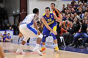 DESCRIZIONE : Eurolega Euroleague 2015/16 Group D Dinamo Banco di Sardegna Sassari - Maccabi Fox Tel Aviv<br /> GIOCATORE : Taylor Rochestie<br /> CATEGORIA : Palleggio<br /> SQUADRA : Maccabi FOX Tel Aviv<br /> EVENTO : Eurolega Euroleague 2015/2016<br /> GARA : Dinamo Banco di Sardegna Sassari - Maccabi Fox Tel Aviv<br /> DATA : 03/12/2015<br /> SPORT : Pallacanestro <br /> AUTORE : Agenzia Ciamillo-Castoria/C.Atzori
