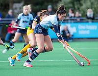 LAREN - Hockey - Hoofdklasse competitie dames . Laren-Den Bosch (1-2). Naomi van As (Laren)  COPYRIGHT KOEN SUYK