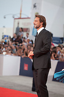 Actor Alessandro Preziosi at the gala screening for the film Everest and opening ceremony at the 72nd Venice Film Festival, Wednesday September 2nd 2015, Venice Lido, Italy.