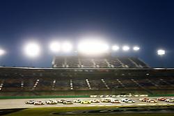 July 13, 2018 - Sparta, Kentucky, United States of America - The NASCAR Xfinity Series races during the Alsco 300 at Kentucky Speedway in Sparta, Kentucky. (Credit Image: © Chris Owens Asp Inc/ASP via ZUMA Wire)