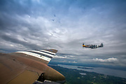 Supermarine 361 Spitfire in flight