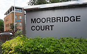 Maidenhead, Berkshire, UK, General Images from Maidenhead Town Centre<br /> through to Boulters Lock  Thursday 28.07.2016 [Mandatory Credit: Peter Spurrier] ARM Office Building, Liberty House, Moorebridge Court.