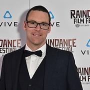 Martin Taylor is Nominated attends the Raindance Film Festival - VR Awards, London, UK. 6 October 2018.