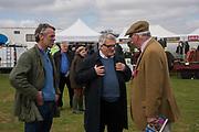 TIM MCFARLANE; NICK MORRIS; OLIVER LANGDALE, Heythrop Point to Point, Cocklebarrow, 2 April 2017.