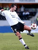 Fotball Royal League 11.032005 Rosenborg - Malmö 2-0<br /> Roar Strand, RBK<br /> Foto: Carl-Erik Eriksson, Digitalsport