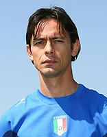 Fotball<br /> Portretter Italia VM 2006<br /> 25.05.2006<br /> Foto: Graffiti/Digitalsport<br /> NORWAY ONLY<br /> <br /> Filippo Inzaghi